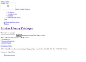 catalogue.brookes.ac.uk