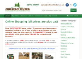 Catalogue.chilterntimber.co.uk