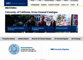 catalogue.uci.edu