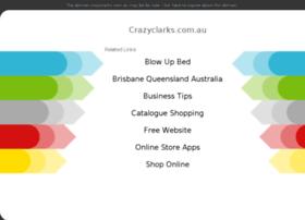 catalogues.crazyclarks.com.au