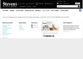 catalogues.stevens.co.nz