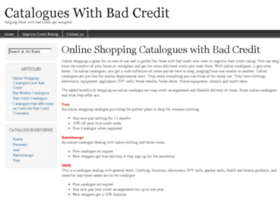 catalogueswithbadcredit.co.uk