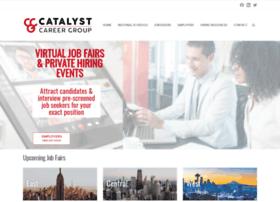 catalystcareergroup.com