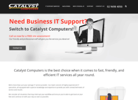 catalystcomp.com.au