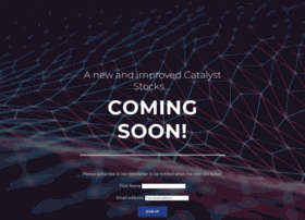 catalyststocks.com