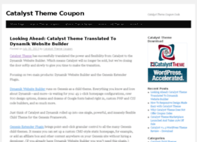 catalystthemecouponcode.com