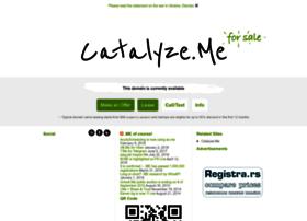 catalyze.me