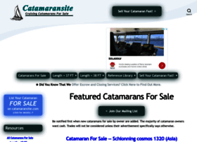 catamaransite.com