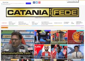 cataniaunafede.com