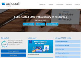 catapult-elearning.com