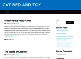 catbedandtoy.com