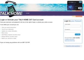 catcard.talk-home.co.uk