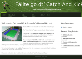 catchandkick.com