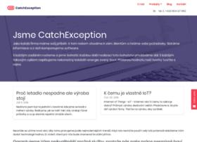 catchexception.cz