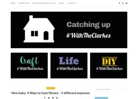 catchingupwiththeclarkes.co.uk