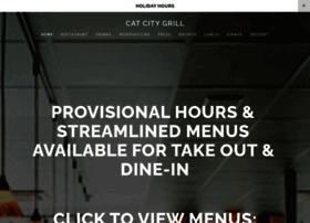 catcitygrill.com
