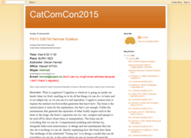 catcomcon2015.blogspot.ca