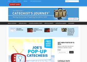 catechistsjourney.loyolapress.com