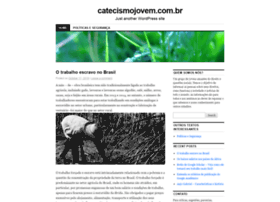 catecismojovem.com.br