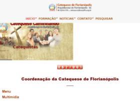 catequesefloripa.org.br