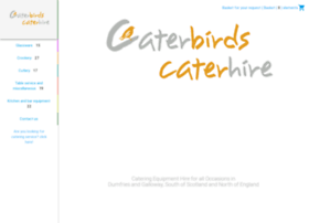 caterbirdscaterhire.co.uk