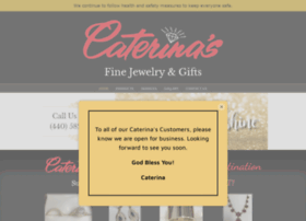 caterinasfinejewelry.com