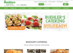 catering.buehlers.com