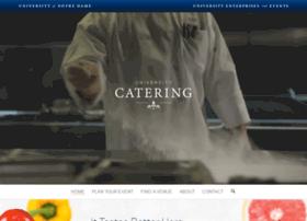 catering.nd.edu