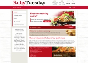 catering.rubytuesday.com