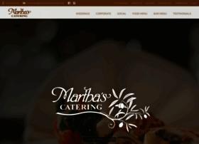 cateringbymarthas.com
