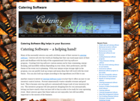 Cateringsoftwares.com