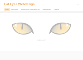 cateyeswebdesign.com