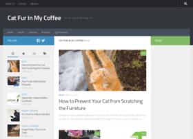 catfurinmycoffee.com
