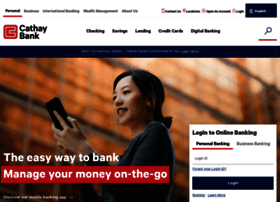 cathaybank.com