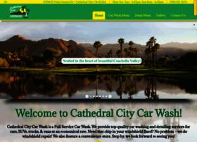 Cathedralcitycarwash.com