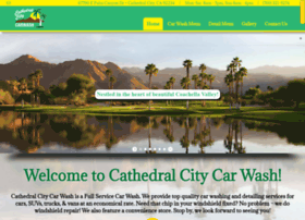 cathedralcitycarwash.com