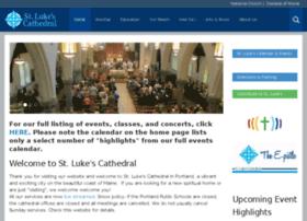 cathedralofstluke.episcopalmaine.org