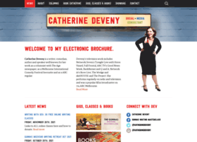 catherinedeveny.com