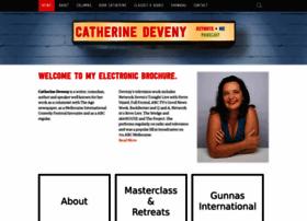 catherinedeveny.com