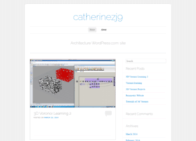 catherinezj9.wordpress.com
