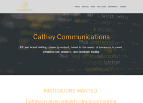 catheycommunications.com