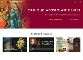 catholicapostolatecenter.org