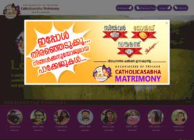 Catholicasabhamatrimony.com