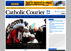catholiccourier.com