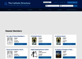 catholicdirectory.com