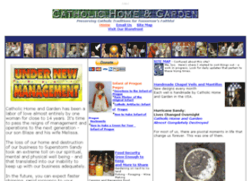 catholichomeandgarden.com