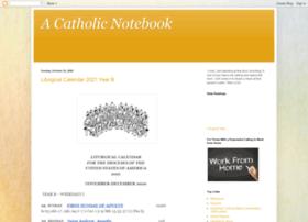 catholicnotebook.blogspot.my