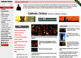 catholiconline.org