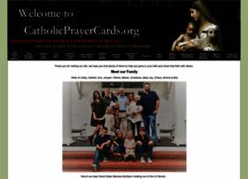 catholicprayercards.org