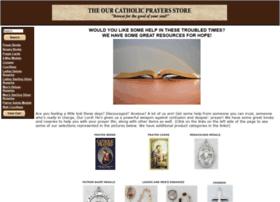 catholicprayers-store.ourcatholicprayers.com